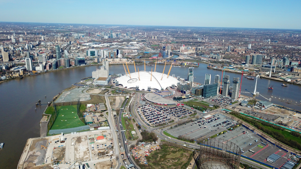 Arena in Greenwich