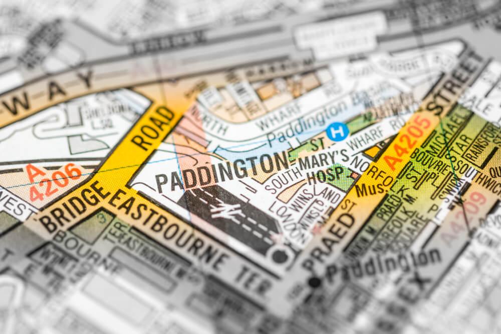places near paddington