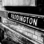 old bench at paddington station