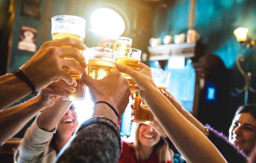 drinks beer london
