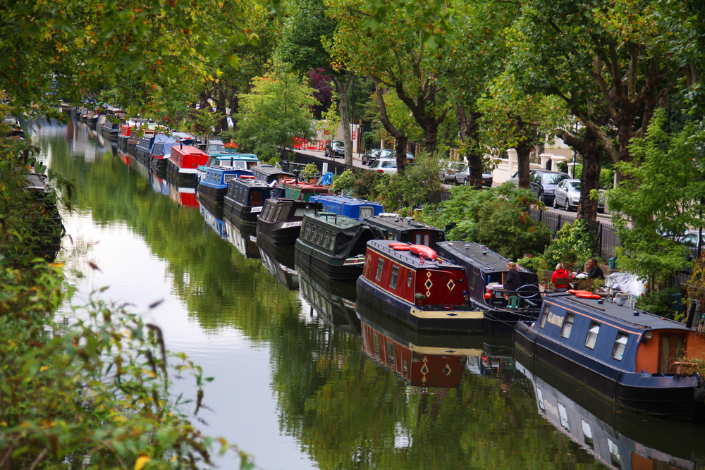 little venice in london