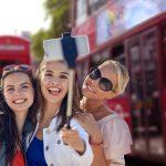 selfie London
