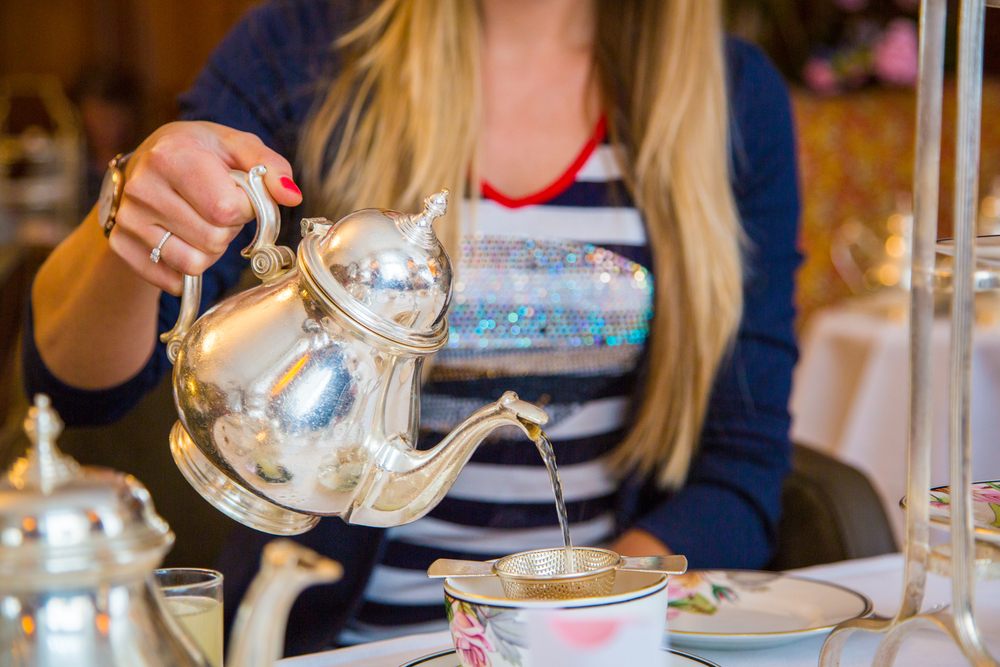 tea in london 2