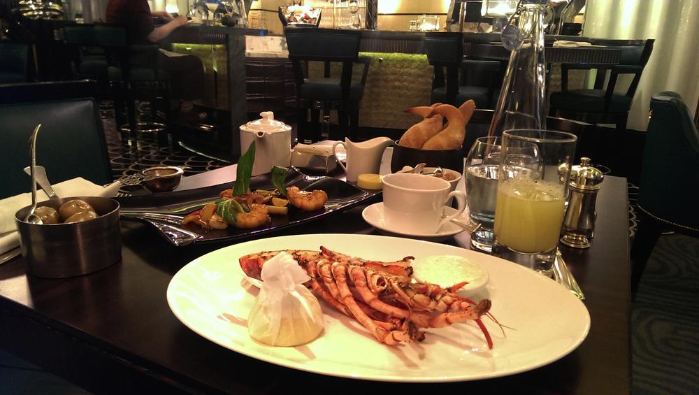 sea-food london
