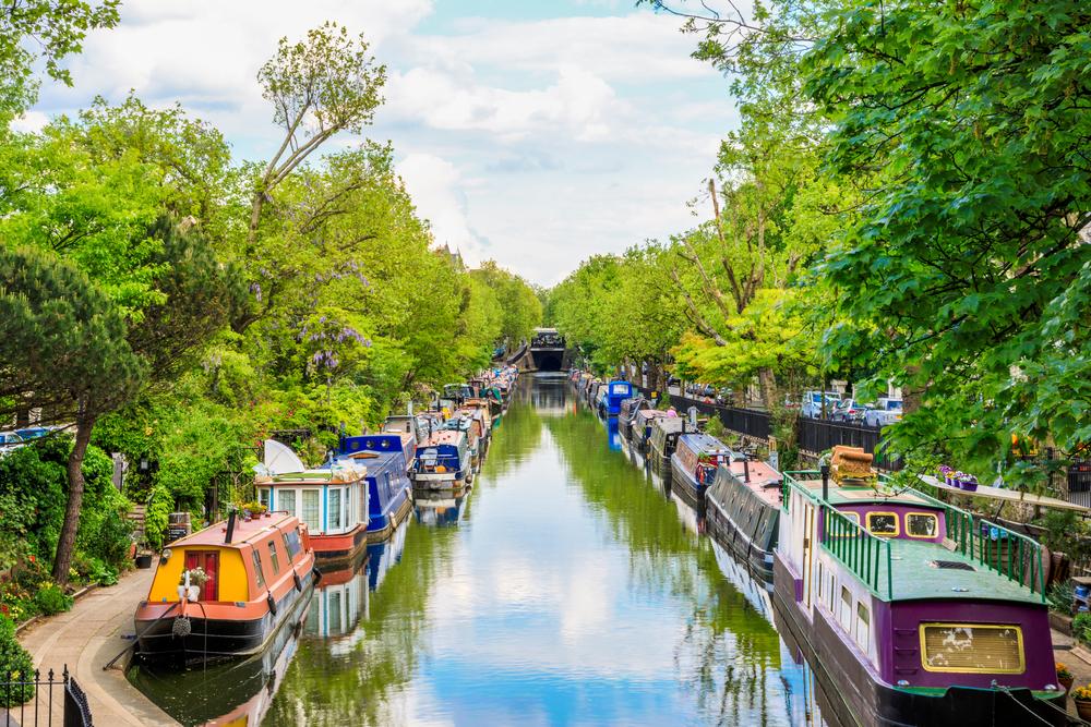 london boating